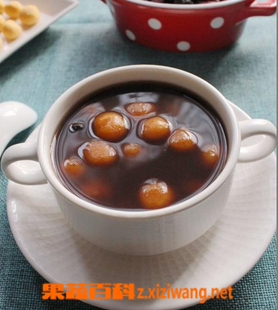 果蔬百科南瓜红豆汤的功效